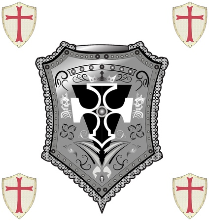 Crusader Shield photo