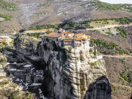 trinity: Monastery of Holy Trinity at Meteora, Greece