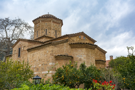 Monastery Loukous at Arcadia, Greece