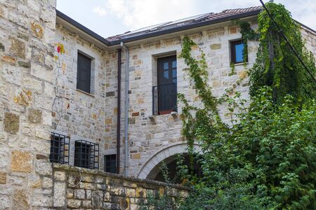 Old stone house, Ioannina, Greece