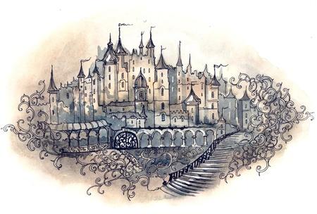 popular tale: fortress