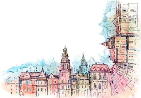 quality home: urban city frame (series C)