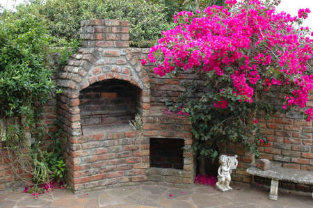 South African Barbecue Area