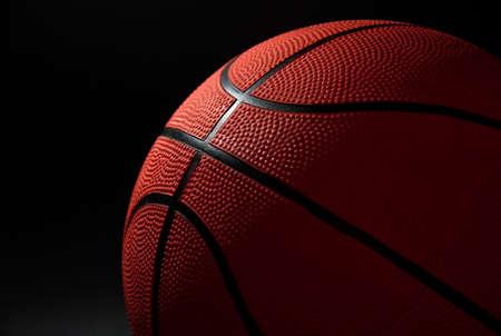 college basketball: super basketball Stock Photo