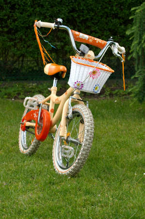 girlis small bicycle