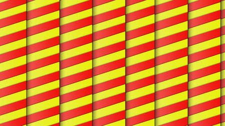 red lines or bars in yellow color gravel textured seamless abstract creative design