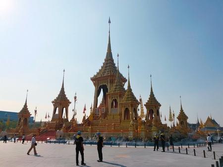 Royal Crematorium of King Rama IX