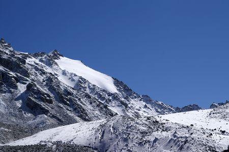 crack climbing: Mountains. Elbrus region. Gorge Adyr-Su.