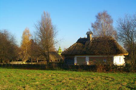 Rural landscape Stock Photo - 5260592