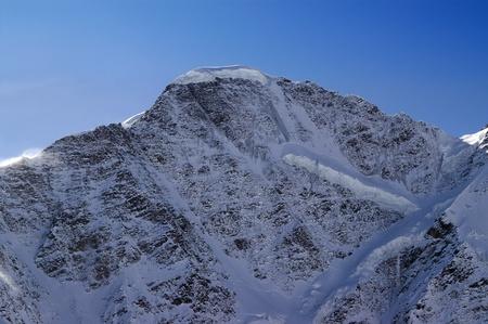 top seven: Mount Donguzoruns. Caucasus Mountains. Elbrus region.