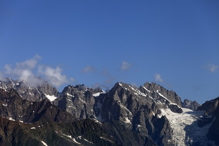 svaneti: Caucasus Mountains. Georgia, Svaneti
