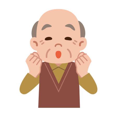 baldness: Senior men of motivation
