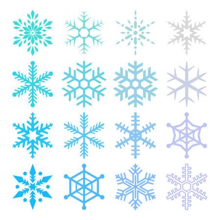 Kristal van sneeuw