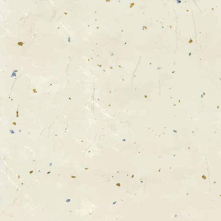 日本の紙のイラスト