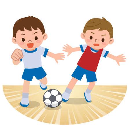 サッカー少年 写真素材 - 57120340