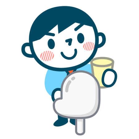 urinalysis: Men who urinalysis taken