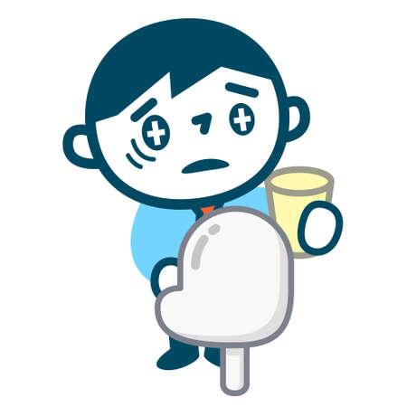 venereal: Men who urinalysis taken
