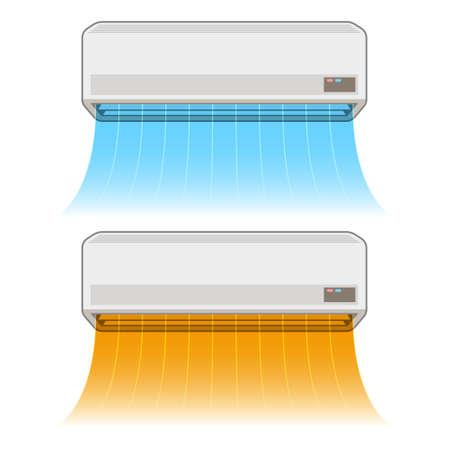 エアコン暖冷房