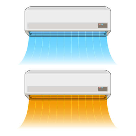 cooling: Air conditioning heating and cooling