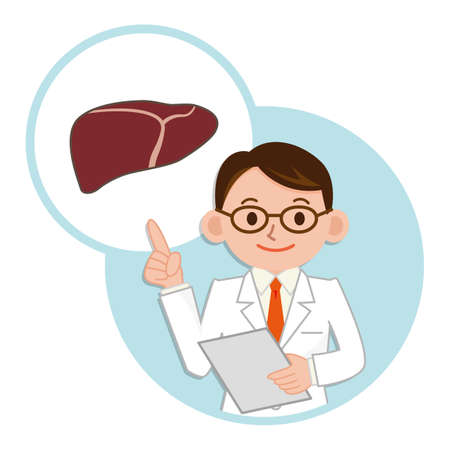 Doctor for a description of the liver