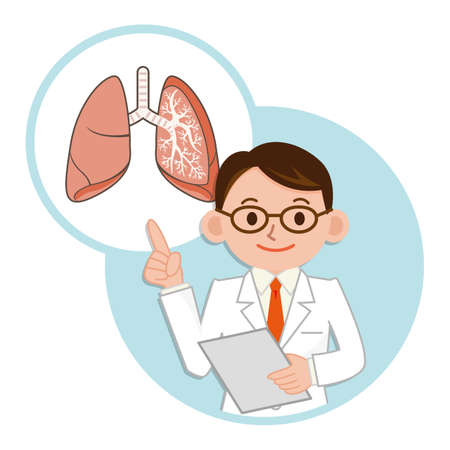 Doctor for a description of the lungs