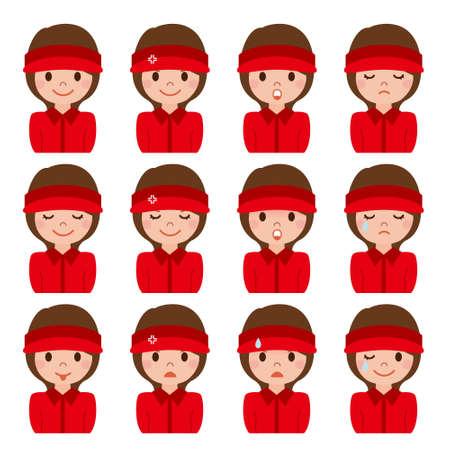 bytes: Expression of multiple Saleslady