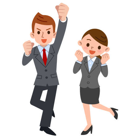happiness or success: Support to businessmen and businesswomen