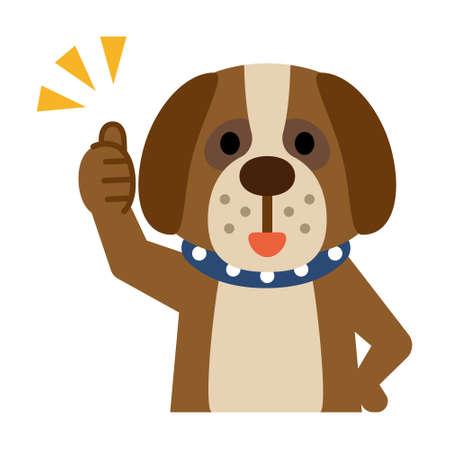 expresiones faciales: Muestra de los perros OK