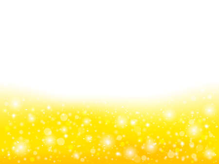 golden and yellow circle background. Stock Vector - 124227196
