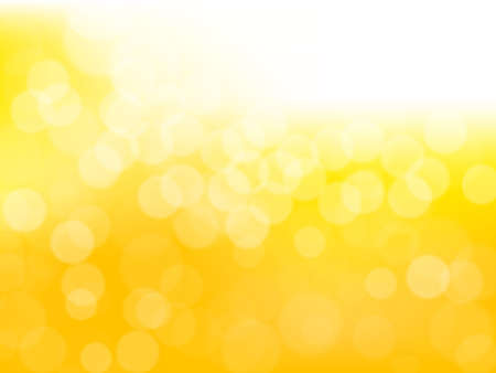 golden and yellow circle background.
