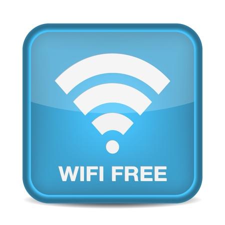 Wireless Network Symbol. Stock Vector - 17885250