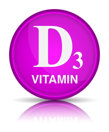 Vitamins group D3. Healthy life concept 일러스트