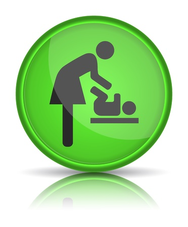 600 Diaper Change Stock Vector Illustration And Royalty Free ...