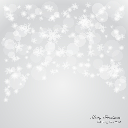 Elegant Christmas background Illustration  Vector