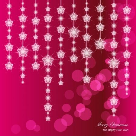 Elegant Christmas background Illustration  Vector