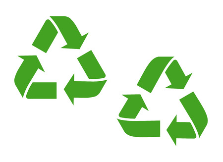recycle sign: Recycling Icons. Recycle Sign. Vector for web Illustration