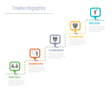 Business overview visualization graph infographic data business 85907728 business overview visualization timeline infographic data business template for presentation vector infographics accmission Gallery