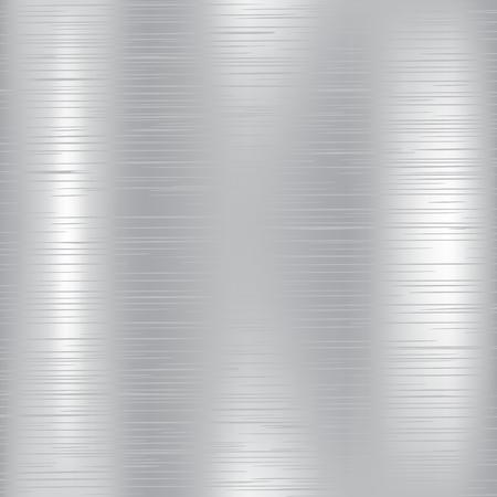 Grey metal background. Metallic texture card. Gradient for design