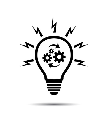 Creative Icon. Idea Icons