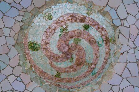 Details of Antoni Gaudi