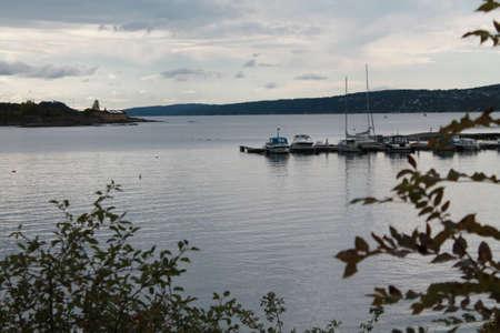 oslo: Landscape around the Oslo Fjord