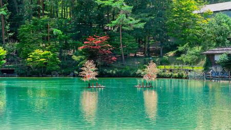 folk village: Hida Folk Village Hida no Sato - Takayama - Japan