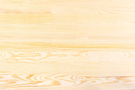 balk: Surface from bright wooden planks from pine, obtained by flat sawing. Texture. Stock Photo