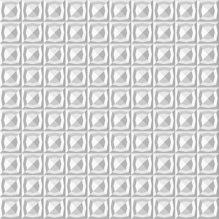 Sfondo geometrico senza soluzione di continuit�. illustrazione