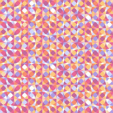 Multicolore astratto geometrico senza soluzione di continuit�