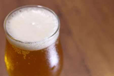 a glass of beer 스톡 콘텐츠