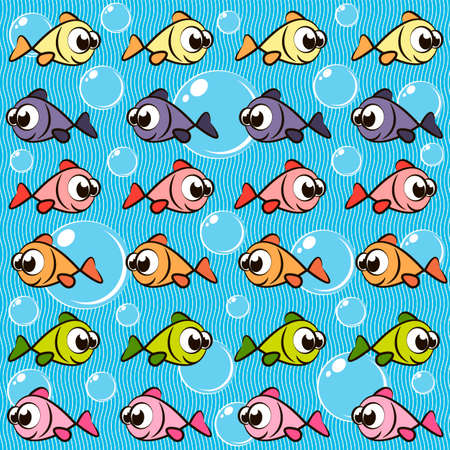 fishes: Background with fishes