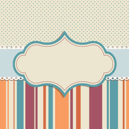 greeting card background: background for greeting card Illustration