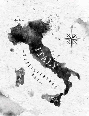 インク イタリア マップ