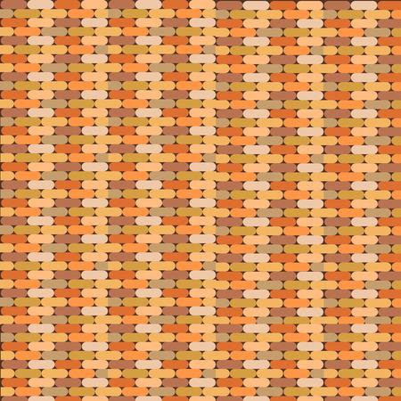 masonry: background with colorful bricks